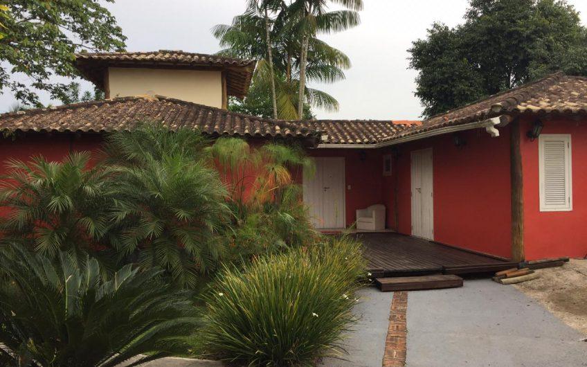 JÁ ALUGADO – Casa para aluguel mensal em Paraty no bairro Caborê – Paraty